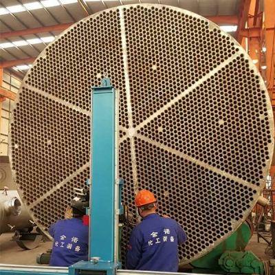 4500 square 2205 heat exchanger