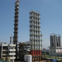 chlorinated toluene tower