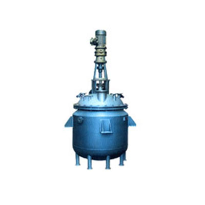 Electric heating jacket reactor