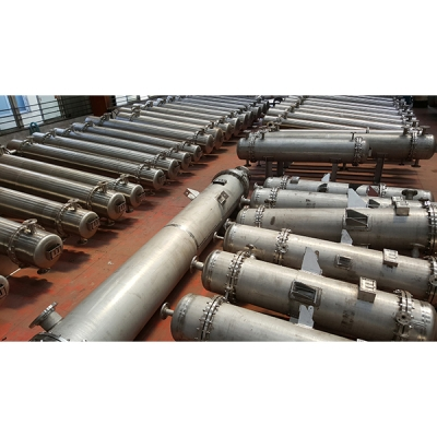 heat exchanger mass production